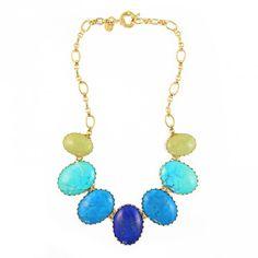 Loren Hope | Maui Color Block Necklace