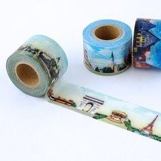 Paris - Washi Tape Cutie from omiyage.ca