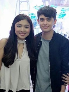 Jadine at ASAP James Reid, Nadine Lustre, How To Style Bangs, Jadine, Partners In Crime, Beautiful Pictures, Couples, Celebrities, Instagram Posts