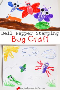Bell Pepper Stamping