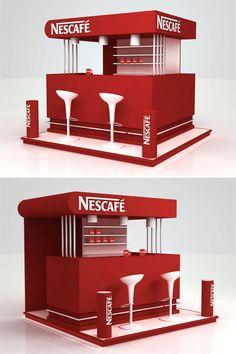POS Food Stall Design, Food Cart Design, Exhibition Stall, Exhibition Booth Design, Kiosk Design, Cafe Design, Pop Design, Stand Design, Hall Stand