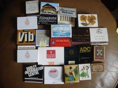 Vintage Matchbooks and Matchboxes Lot Matchbook Cases Vintage Cigarette by MissPsTreasureTrove on Etsy