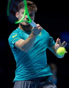 David Goffin defeated finalist Nitto ATP World Tour finals 2017