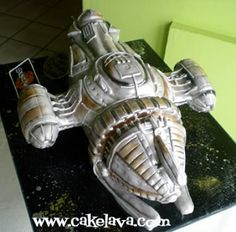 Firefly Cake - All I want for my birthday is...this.