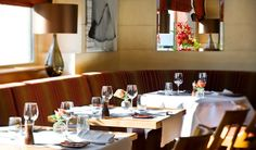 Café Beau-Rivage - brasserie style restaurant with specialities from the region.
