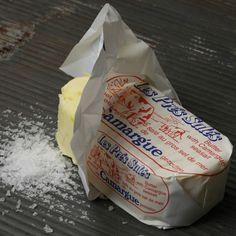 Les Pres Sales Butter with Camargue Sea Salt