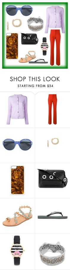 """""""Be your own Style"""" by denisee-denisee ❤ liked on Polyvore featuring Torrazzo Donna, Victoria, Victoria Beckham, Gucci, Shashi, Zero Gravity, Marni, Elina Linardaki, Giuseppe Zanotti, Kate Spade and Rendor & Steel"""