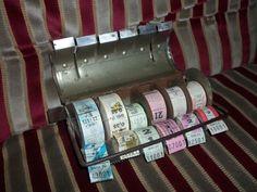 """Antigua máquina de boletos de colectivo : """"quiero un capicúa"""""""