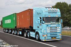 Scania BN-NF-35 LZV Maersk Line