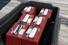 How long should cruising boat batteries last?  commuterCRUISER.com