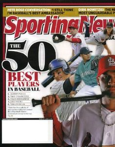 Sporting News June 6 2011 Albert Pujols/St. Louis Cardinals on Cover, The 50 Best Players in Baseball, Pete Rose Interview, Dirk Nowitzki/Dallas Mavericks by Sporting News Magazine, http://www.amazon.com/dp/B00561UG7A/ref=cm_sw_r_pi_dp_U3d6rb0CFGT8E