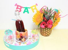 A Bubbly Life: Entertaining Tips For A Sangria Party!