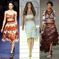 Fashion trends 2012 spring