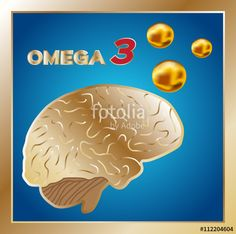 """Download the royalty-free vector """"omega 3 icon and logo , vector . omega 3 and vitamin gold set"""" designed by gritsalak at the lowest price on Fotolia.com. Browse our cheap image bank online to find the perfect stock vector for your marketing projects!"""