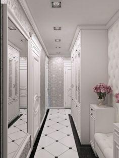 Trendy Home Interior Classic Foyers 16 Ideas Home Interior Design, Interior Decorating, Flur Design, Hallway Designs, House Entrance, Entrance Ideas, Ceiling Decor, Luxury Decor, Trendy Home