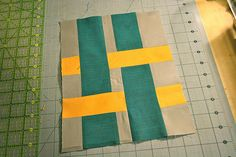 Thanks for all of your kind comments about the quilt top I just finished. After Googling around a bit I realized that I was using the wrong term – I didn't use a lot of Y seams (you can…