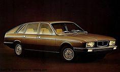 1980 Lancia Gamma Berlina #cars #coches #carros