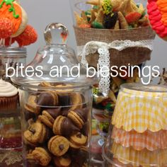 Thanksgiving Treats by Bites And Blessings