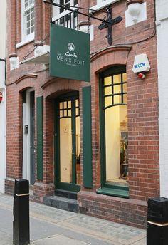 Design showcase: men's pop-up store for Clarks - Retail Design World