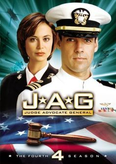 JAG (1995–2005) The cases of Harmon Rabb, former Navy fighter pilot, and his fellow lawyers of the US Navy's Judge Advocate General's office.