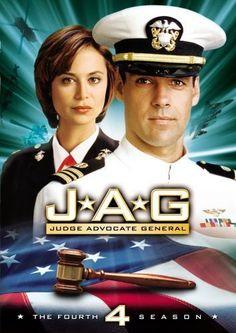 JAG (JAG. Alerta roja)    1995 - 2005