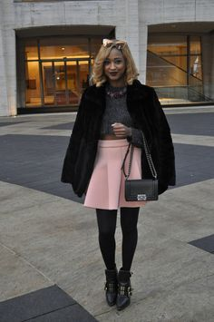 Fabulous New York Fashion Week Street Style