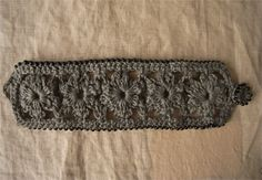 Crochet patterns ...Has several nice bags, but the crochet bracelet is especially nice!