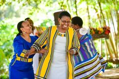 A Stylish Venda Wedding - South African Wedding Blog
