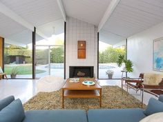 10 Timeless Midcentury-Modern Homes - Dwell