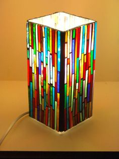 Great Glass Mosaic Lamp Shade By NYMosaicArt On Etsy, $95.00 | Create! |  Pinterest | Mosaics, Glass And Etsy