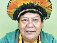 Relações Étnico-Raciais - BH: Xamã yanomami Davi Kopenawa expõe sua visão sobre ...