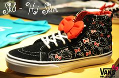 cbba56f61beb Slim (Hello Kitty) Definitely one of a kind! So run to a Vans Concept Store  nearest you and grab one now! Available at Vans Concept Stores