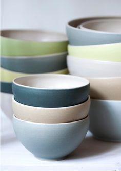 Petra Fischer - 1260 GRAD •Werkstatt für Keramik Interior Design London, Contemporary Interior Design, Interior Design Inspiration, Petra, Comfort Zone, Paint Colours, Colors, Grad, Ceramics