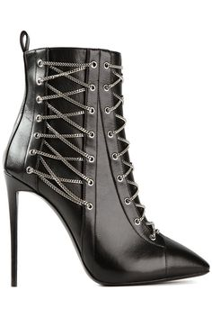 Shoe Porn: 20 Extravagant Heels and Flats for Fall  THESE BOOTS ARE SO SICK!  #giuseppezanotti