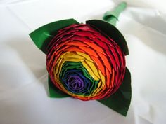Duct Tape Rose, Duct Tape Crafts, Unique Roses, Love Rainbow, Kirigami, Note Cards, My Design, Geek Stuff, Fandom