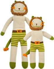 blabla dolls <3 Charles the Lion, got this for baby N's nursery inspiration and his future bff