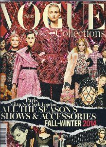 Vogue Paris Collections Fall/Winter 2014