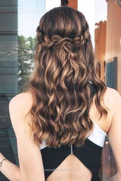 Awesome Braided Hairstyles for Spring 2017: Easy, Messy and Sleek Braids ★ See more: lovehairstyles.co… The post Braided Hairstyles for Spring 2017: Easy, Messy and Sleek Braids ★ See more: ..