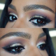 makeup-lookbook:  @makeupshayla