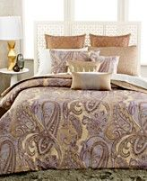 INC International Concepts Messina Comforter and Duvet Cover Sets
