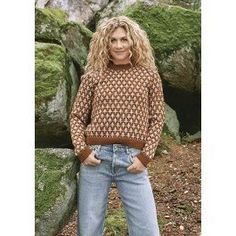 Polka Dot Top, Cool Outfits, Turtle Neck, Knitting, Sweaters, Nice Clothes, Knits, Tops, Women
