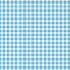 fondo de cuadros de vichy en azul celeste y blanco