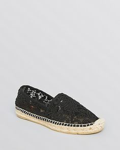 Tory Burch Espadrille Flats - Abbe | Bloomingdale's