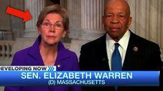 Elizabeth Warren Asked About Hillary Clinton & It's Devastating