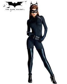 Girls Tween Catwoman Costume in 2018
