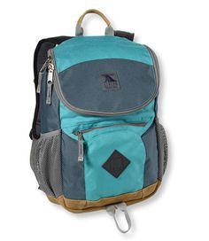 Kids' Carrabassett Backpack   Free Shipping at L.L.Bean
