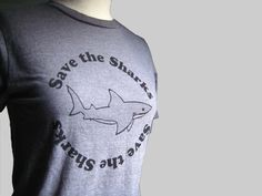 Save the Sharks T shirt