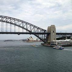 Sydney Harbour & Opera House New South Wales Australia