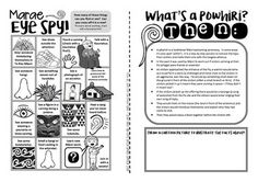 My Marae Visit {A booklet of activities about the Marae, Powhiri & Wharenui} Booklet, Activities, Education, Image, Ideas, Maori, Onderwijs, Learning, Thoughts