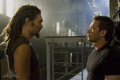 Stargate Atlantis - Connor Trinneer as Michael Kenmore